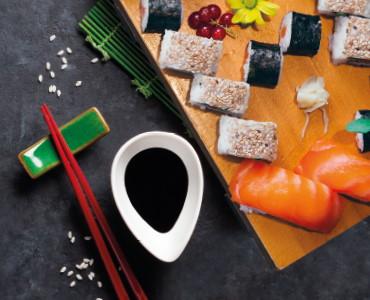 Sushi in der koreanischen Küche