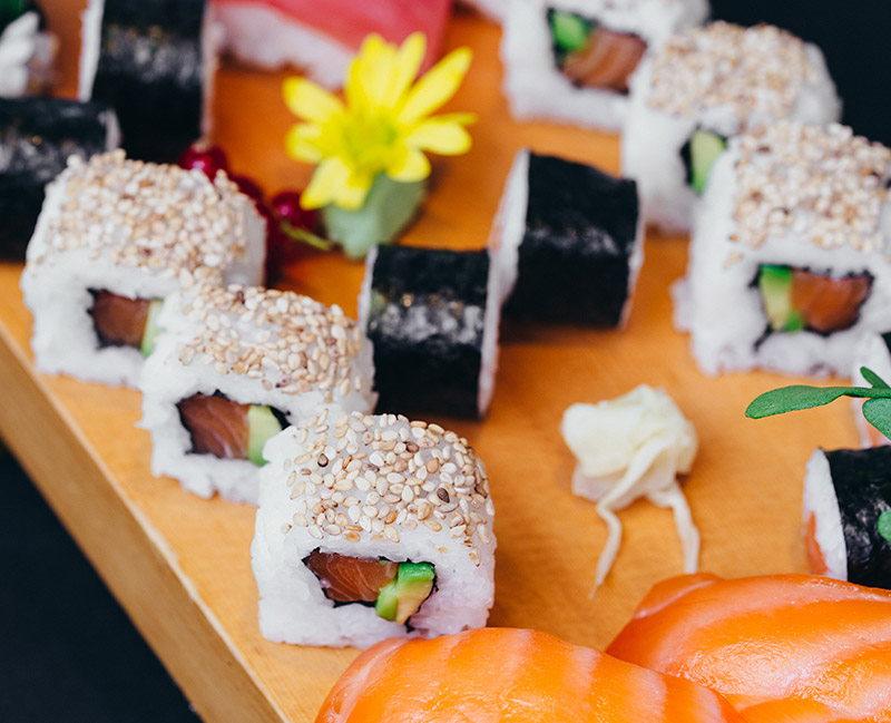 Menü Sushi